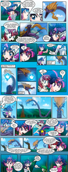 Friendship Is Magic 02:  P3 by mauroz