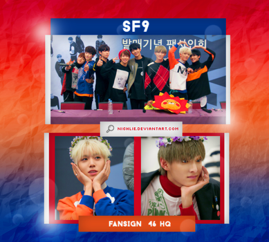 SF9 PHOTOPACK #1 by Nighlie