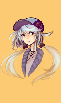 DH Daily DT: Yin by mameedoodles