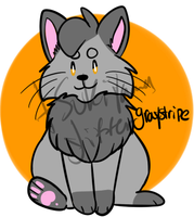 Graystripe sticker?? by swagdoggos