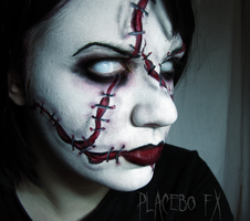 In The Room Where You Sleep by PlaceboFX
