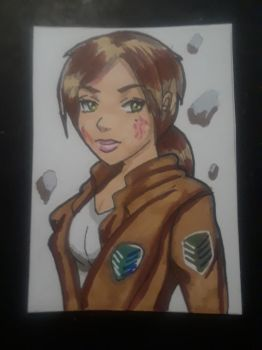 Eren Gender Bend by MichaelJ83