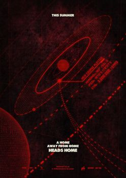 Red Dwarf: The Movie - Fan Teaser Poster by P2Pproductions