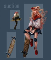Auction#2[closed] by HarieeAdopt