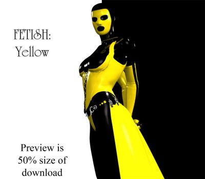 FETISH Yellow by WitsResources