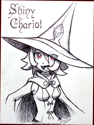 Shiny Chariot - Little Witch Academia by RavenEvert