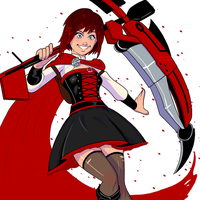 Ruby Doodle by Cadhla182