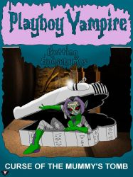 Getting Goosebumps - Curse of the Mummy's Tomb by PlayboyVampire