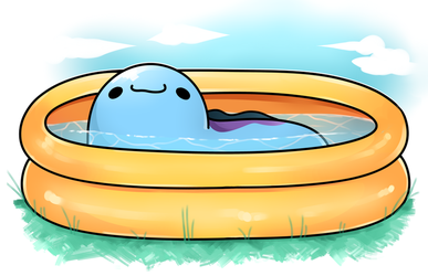 Quagsire by LexisSketches
