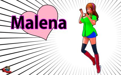 It's Malena by Kyo-Saeba