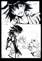 5Ds Doujinshi: page 7 by Kathisofy