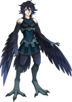 Crow by sparks220stars