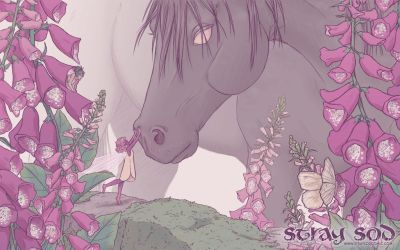 Stray Sod Puca Wallpaper by tinkerbelcky