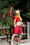 Pokemon Gijinka Cosplay - Flareon 01 by Yo-Cosplay