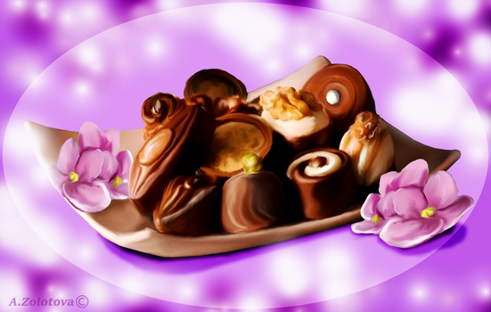 Chocolate Assorted by AnnaZLove