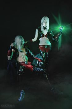Necromancers from Diablo 3 Rice of the necromancer by OpheliacAutumn