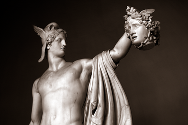 Vatican Statues 3 -- Perseus by ProxyDave