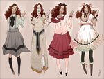 Clothing is everything by OwlVirus