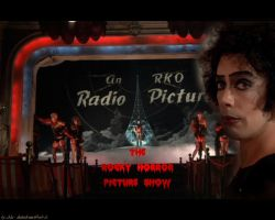The Rocky Horror Picture Show by Alunk
