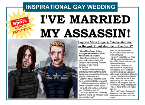 I've married my assassin! by Greyrose-Madness