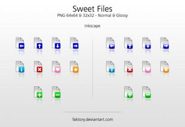 Sweet Files by faktory