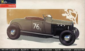 '29 Roadster imitation model box-top by Spex84