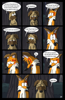 Chapter 2 (24/28) by RonRaccoon