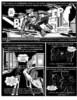 Zach Cooner: The Line Starts Here Page 26 by kzmaster