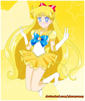 Eternal Sailor Venus by StarMVenus
