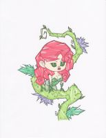 POISON IVY by hclix