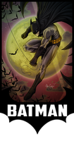 The Batman by SamGreenArt
