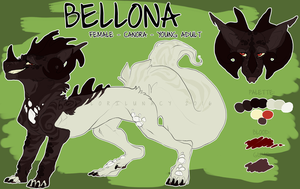 Bellona Reference {2016} by loriLUNACY