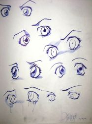 EYES by TheDisappearing