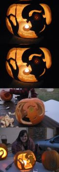 The Other Mother Pumpkin by Charis
