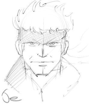 Solid Snake {MGS1} by Solidegg