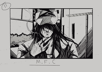 Day 11 - M.F.C by Inui-Purrl