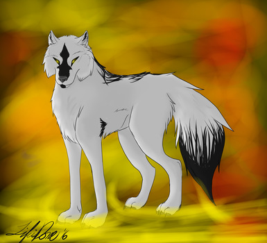 Ylva Mother Wolf by LifeisDone