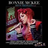 Bonnie McKee - Hits Medley 2.0 (+ ROAR) (Re-did) by ColourCrayon