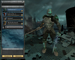 Hellgate lvl 30 - Blademaster by 3xhumed