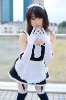 Maid Cosplay by Mcosplay