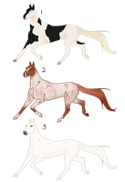 Horse Batch - Sold by Miss-Adopts