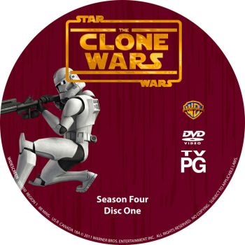 Star Wars The Clone Wars S4 D1 by Mastrada101