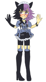 Utau Redesign: Contest Entry by gothica413