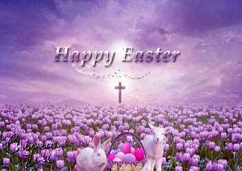 Happy Easter. by TheChimeraDoll