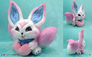 Kiko plush by DemodexPlush