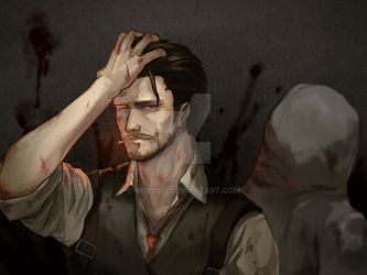 the evil within by Gobosei