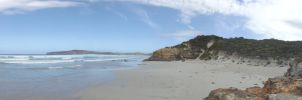 Shelly Beach (North End) by fishter911