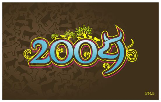 2009 by etee