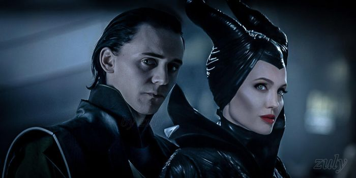 Loki And Maleficent by Zuly86