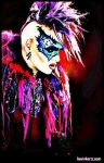 Nina flowers 2 by ObscurelyLegit